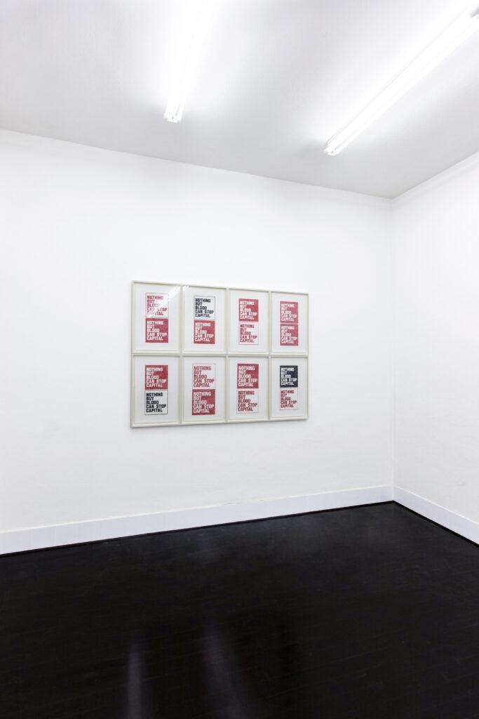 Galleria Giampaolo Abbondio // Andrei Molodkin
