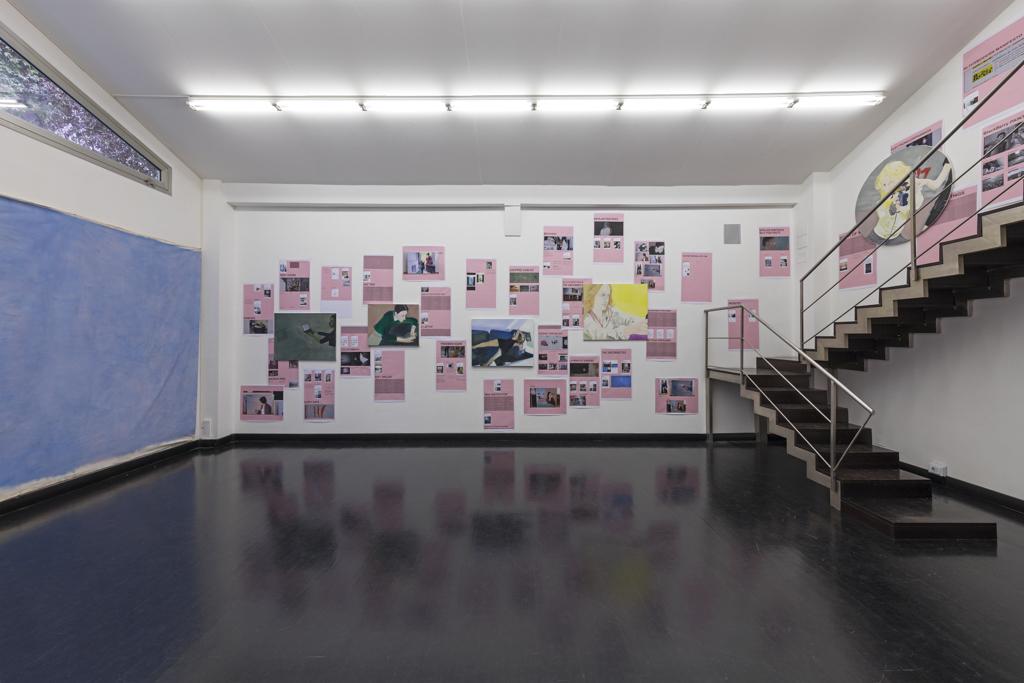 Galleria Giampaolo Abbondio // Miltos Manetas