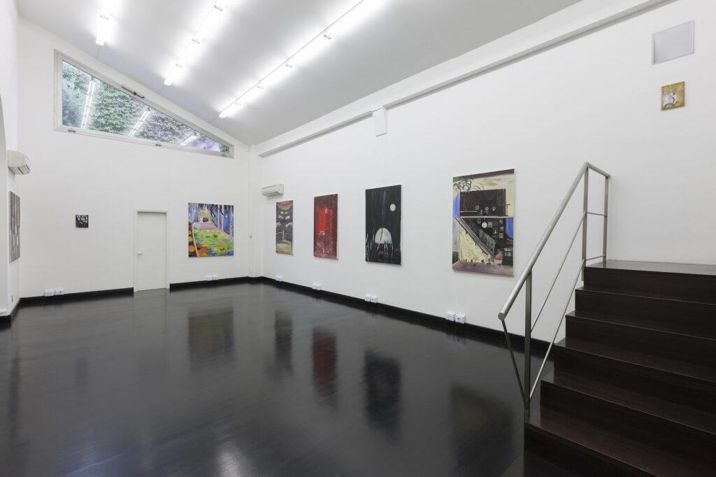 Galleria Giampaolo Abbondio // Robert W.O. Stone