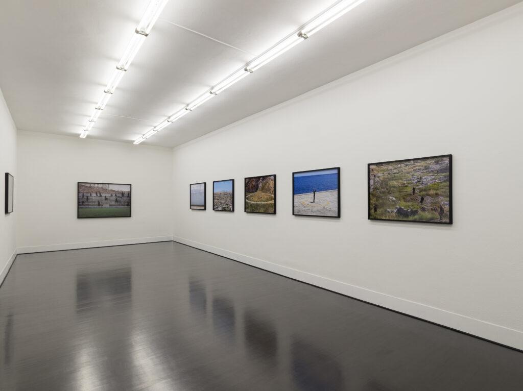 Galleria Giampaolo Abbondio // Yannis Bournias