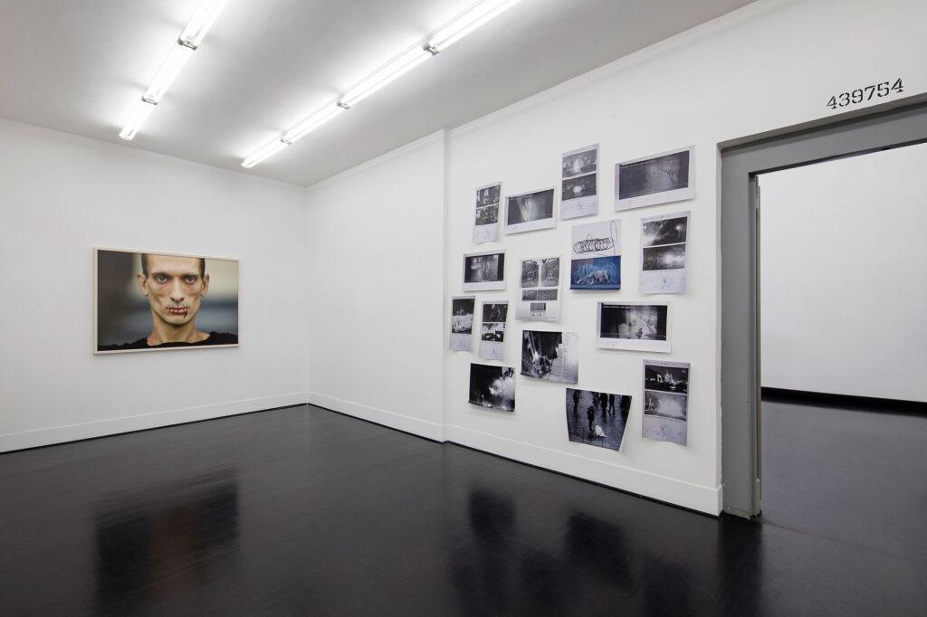 Galleria Giampaolo Abbondio // Pyotr Pavlensky